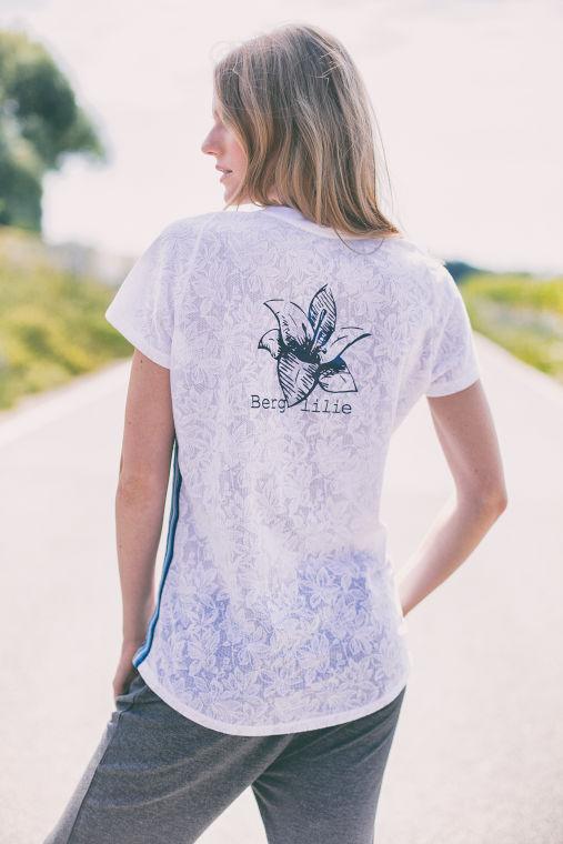 Berglilie Shirt, Online-Shop bei Huber Moden & Trachten