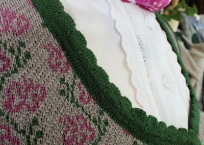 Farbkombinationen bei Huber Mode & Tracht